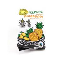 Tropical Wholefoods Organic Sun Dried Pineapple 100g